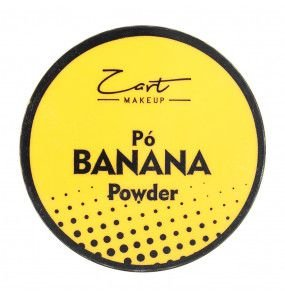 Pó Banana - Zart MakeUp