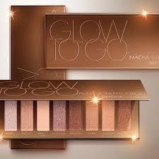 Paleta de Sombras Glow to Go Nadia Tambasco - Oceane
