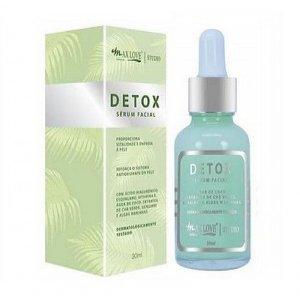 Sérum Facial Detox - Max Love