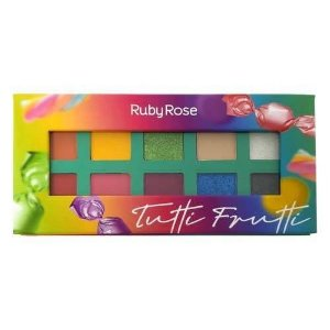 Paleta de Sombras Tutti Frutti - Ruby Rose