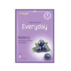 Máscara Facial Blueberry - Sp Colors