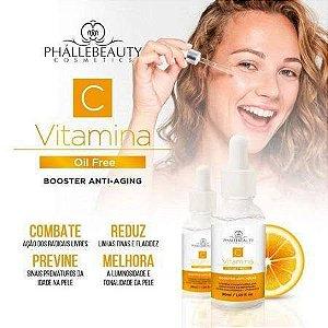 Vitamina C Oil Free - Phallebeauty