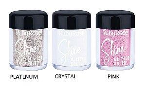 Glitter Coleção Shine - Ruby Rose