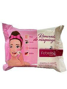 Lenço Removedor de Maquiagem- Febella