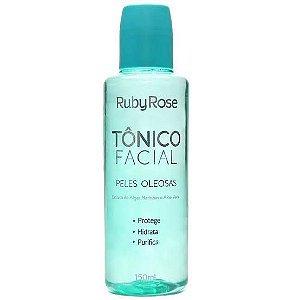 Tônico Facial Peles Oleosas- Ruby Rose