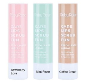 Esfoliante Labial Lips Scrub Fun- Ruby Rose