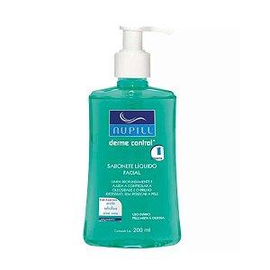 Sabonete Líquido Facial Derme Control - Nupil