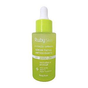 Sérum Facial Antioxidante Antipoluição Linha Proteção Urbana  - Ruby Rose