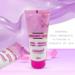Hidratante Facial Rosa Mosqueta-Ludurana