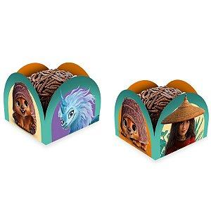 Porta Fominha para Doces Festa Raya e o Último Dragão - 50 unidades - Regina - Rizzo Embalagens
