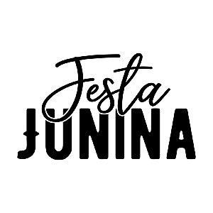 Transfer Para Balão Lettering -  Festa Junina - 01 Unidade - Rizzo