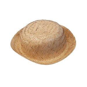 Chapéu de Palha Fofão - 01 Unidade - Rizzo Festas