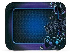 Bandeja R5 Festa Gamer Level Up - 01 unidade - Cromus - Rizzo Embalagens
