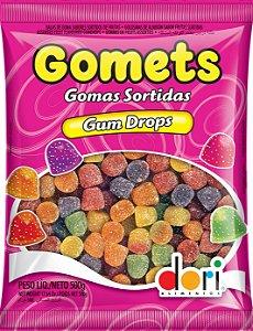 Bala de Goma Sortidas 500g - Dori Alimentos - Rizzo Embalagens