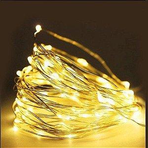 Fio de Led Amarelo 2 Metros - 01unidade - Artlille - Rizzo Embalagens