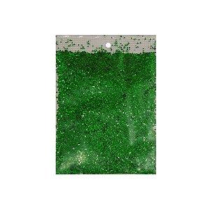 Confete Metalizado para Balão 15g - Verde - Artlille - Rizzo Balões