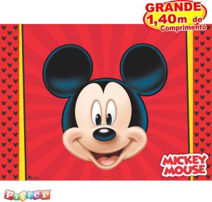 Painel TNT Grande Mickey Mod 2 - 1,40x1,03m - Piffer - Rizzo Embalagens