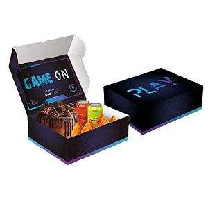 Cesta na Caixa Gamer  - 33x23x10cm - 01 unidade - Cromus - Rizzo