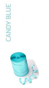 Rolo Fitilho Candy Azul - 5mm x 50m - EmFesta