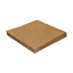 Guardanapo de Luxo Folha Dupla Liso Dourado - 20 unidades - Silver Festas - Rizzo Embalagens