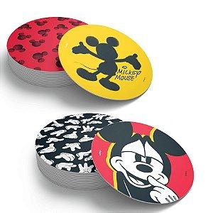 Porta Copos Festa Mickey Fãs - 08 unidades - Regina - Rizzo Embalagens