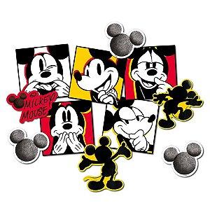 Kit Decorativo Festa Mickey Fãs - 01 unidades - Regina - Rizzo Embalagens