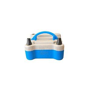 Inflador de Balões Electric Balloon Pump Professional Azul  - 01unidade - Rizzo Embalagens
