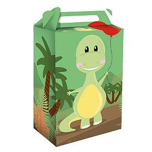 Caixa Surpresa Festa Dino Baby - 8 Unidades - Festcolor - Rizzo Embalagens