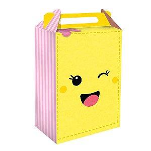 Caixa Surpresa Festa Raio de Sol - 8 Unidades - Festcolor - Rizzo Embalagens