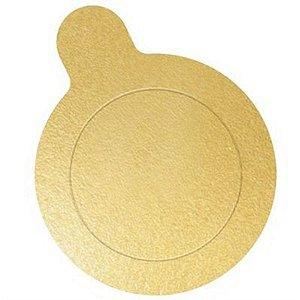 Base para Doce - Dourado - 3,5cm - 50 unidades - UltraFest - Rizzo