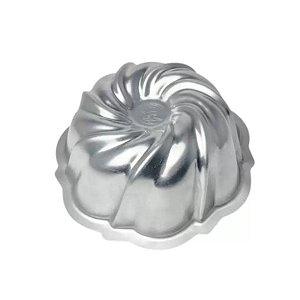 Forma Tornado P Alumínio 1047 - 13X6cm - Caparroz - Rizzo Embalagens