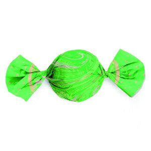 Folha Trufa Marmore Verde 14,5x15,5 - 100 unidades - Cromus - Rizzo