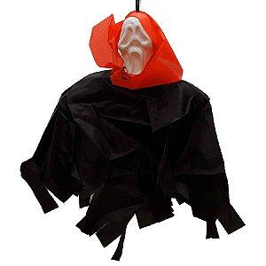 Boneco em Tecido para Pendurar Halloween - Pânico - 1 Unidade - Rizzo Embalagens