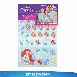 Kit Festa Fácil Ariel - 39 Itens - 01 Unidade - Piffer - Rizzo Embalagens