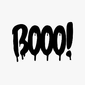 Transfer Halloween - BOOO!  - 01 Unidade - Rizzo Embalagens