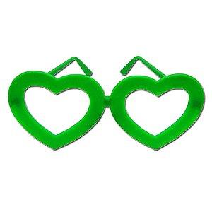 Óculos Festa Coração Sortido - 10 Unidades- Rizzo