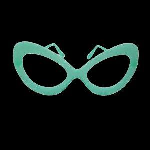 Óculos Festa Gatão Brilha no Escuro - 10 Unidades- Rizzo