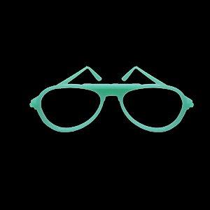 Óculos Festa Ray-Ban Brilha no Escuro - 10 Unidades- Rizzo