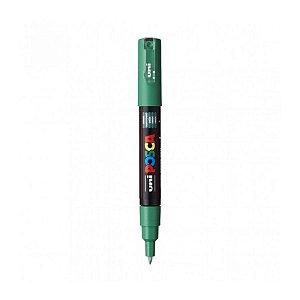 Caneta Posca PC-1M 0,7mm Verde - 01 Uni - UniPosca - Rizzo