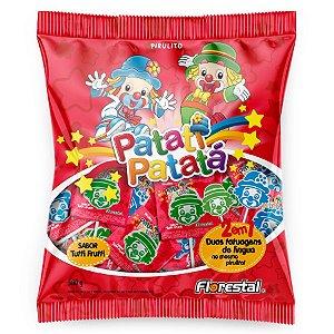 Pirulito Personagem Patati Patata - 01 Unidade - Florestal - Rizzo Embalagens