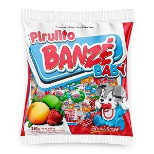 Pirulito Personagem Banzé Baby - 01 Unidade - Florestal - Rizzo Embalagens