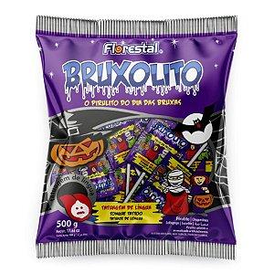 Pirulito Bruxolito Dia das Bruxas - 01 Unidade - Florestal - Rizzo Embalagens