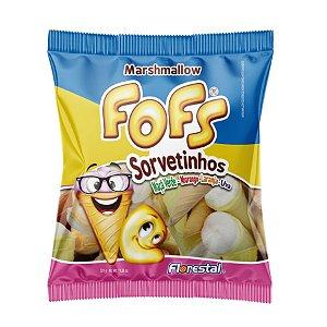 Marshmallow Sorvetinhos Fofs - 01 Unidade - Florestal - Rizzo Embalagens
