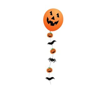 Apliques Decorativos para Balões Noite do Terror Halloween 1 Unidades - Cromus - Rizzo Embalagens