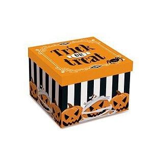 Caixa Surpresa Noite do Terror Halloween 1 Unidades - Cromus - Rizzo Embalagens