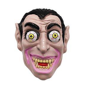 Máscara Halloween Vampiro ZOIÃO com led - 01 unidade - Rizzo