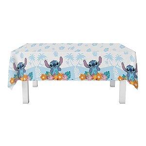 Toalha de Mesa em TNT Festa Stitch (2,00m x 1,40m) 01 unidade - Festcolor - Rizzo Embalagens