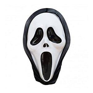 Máscara Halloween Pânico com Capuz  - 01 unidade - Rizzo