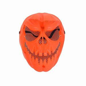 Máscara Halloween Abóbora  - 01 unidade - Rizzo