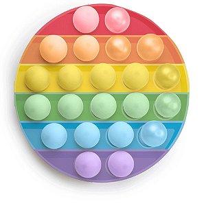 Painel Redondo Festa Fidget Toys - 23pçs - 01 unidade - Cromus - Rizzo Embalagens